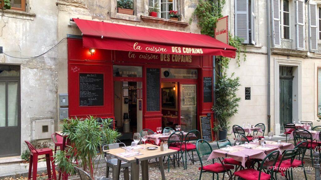 Jedna z licznych restauracji w mieście