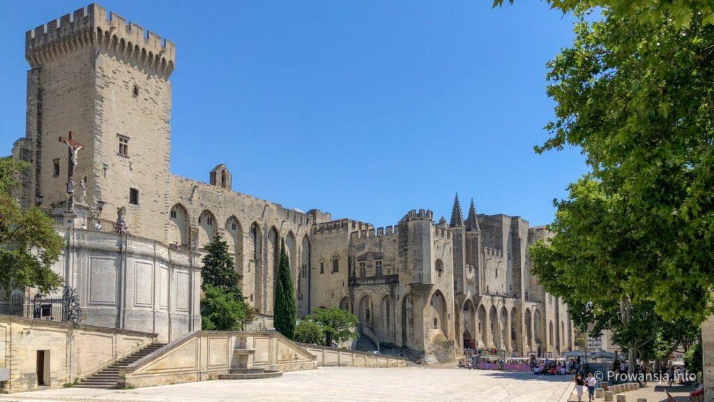 Pałac papieski w Awinion
