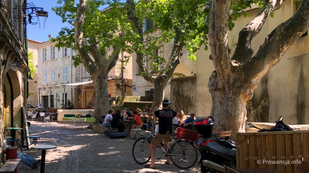 Rue des Teinturiers, Awinion