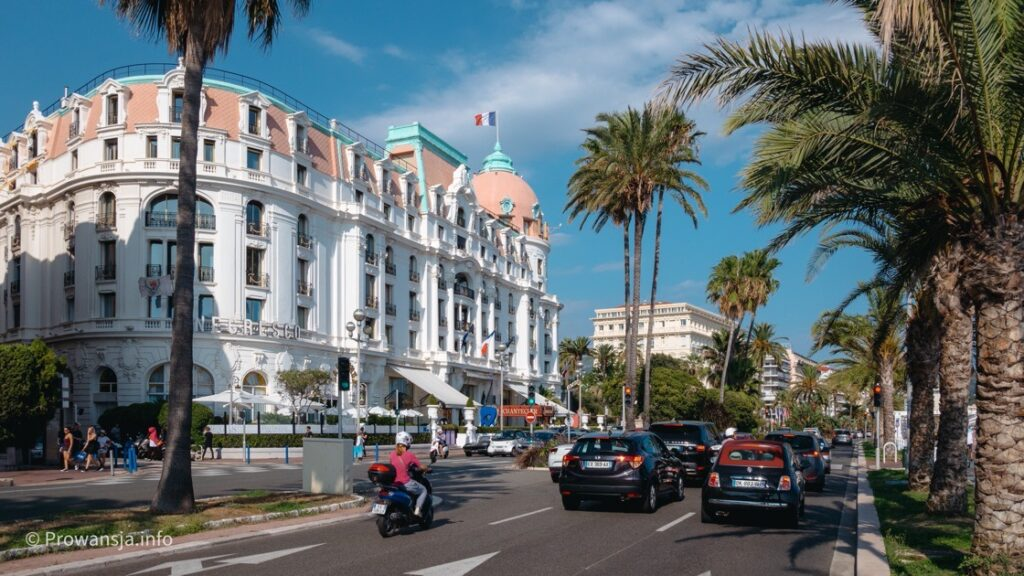 Hotel Le Negresco, Nicea