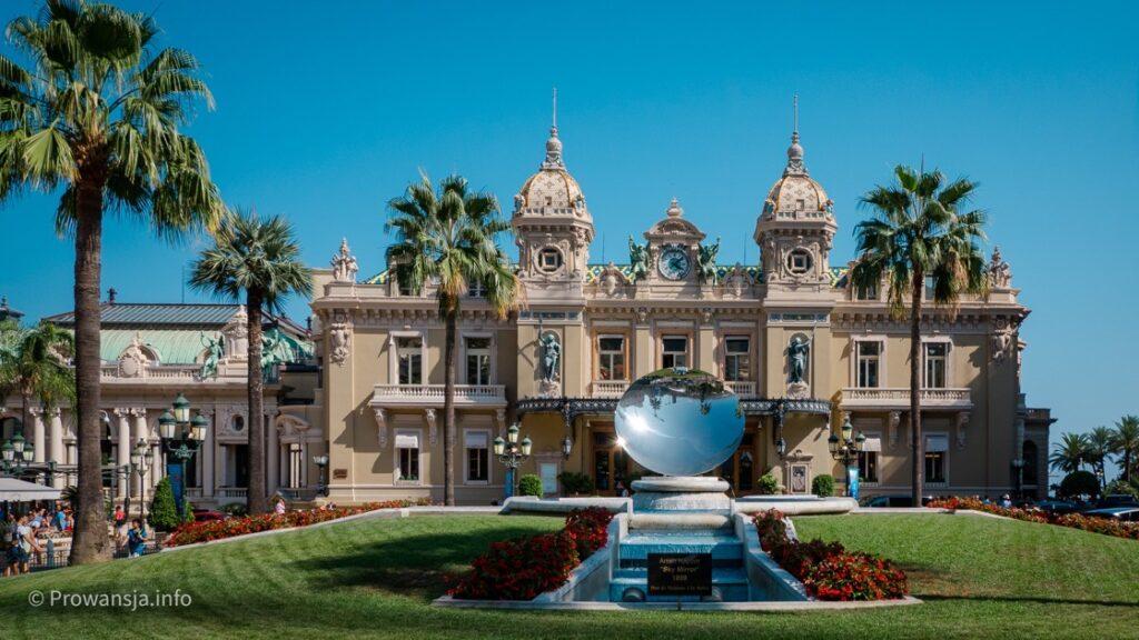 Kasyno Monte Carlo przed 2020