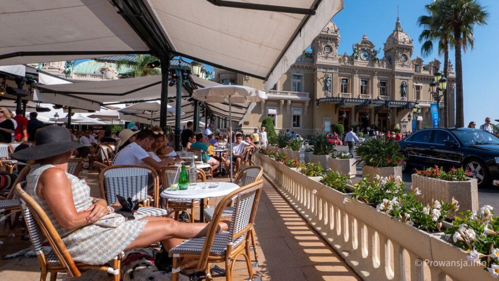Taras Cafe de Paris