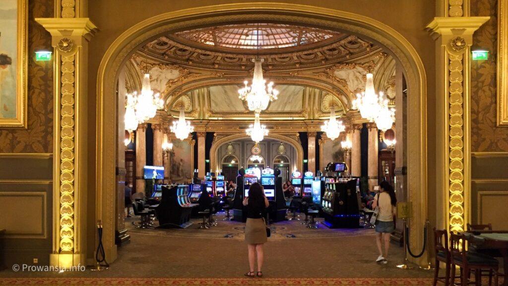 Kasyno w Monte Carlo