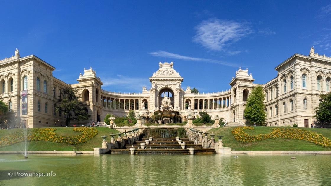Pałac Longchamp, Marsylia