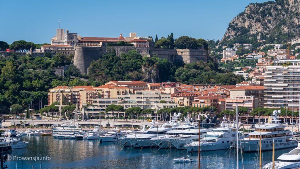 Port w Monako