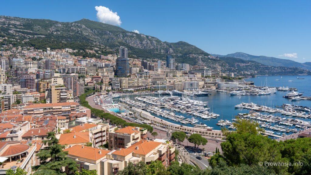 Monako, port Herkulesa