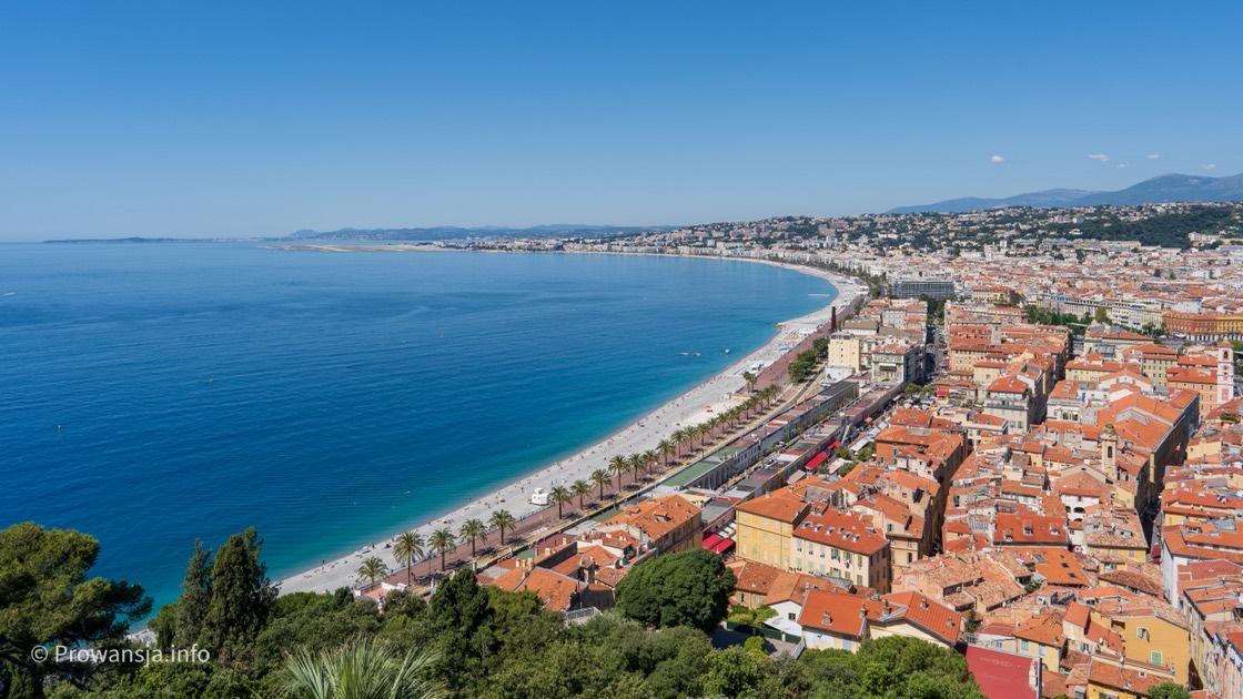 Nicea, stolica Lazurowego Wybrzeża