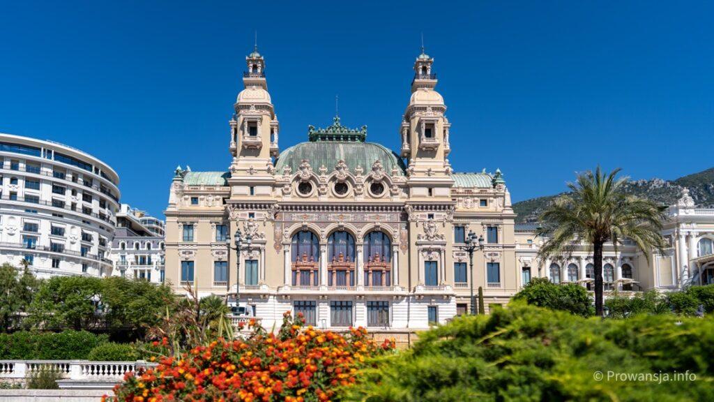Opera w Monako