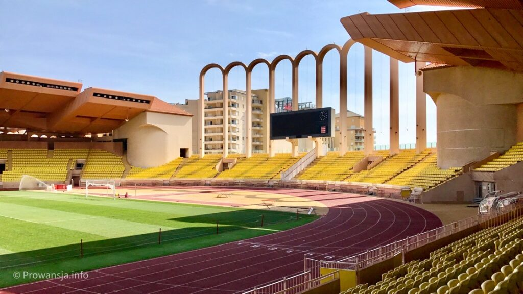 Stadion w Monako