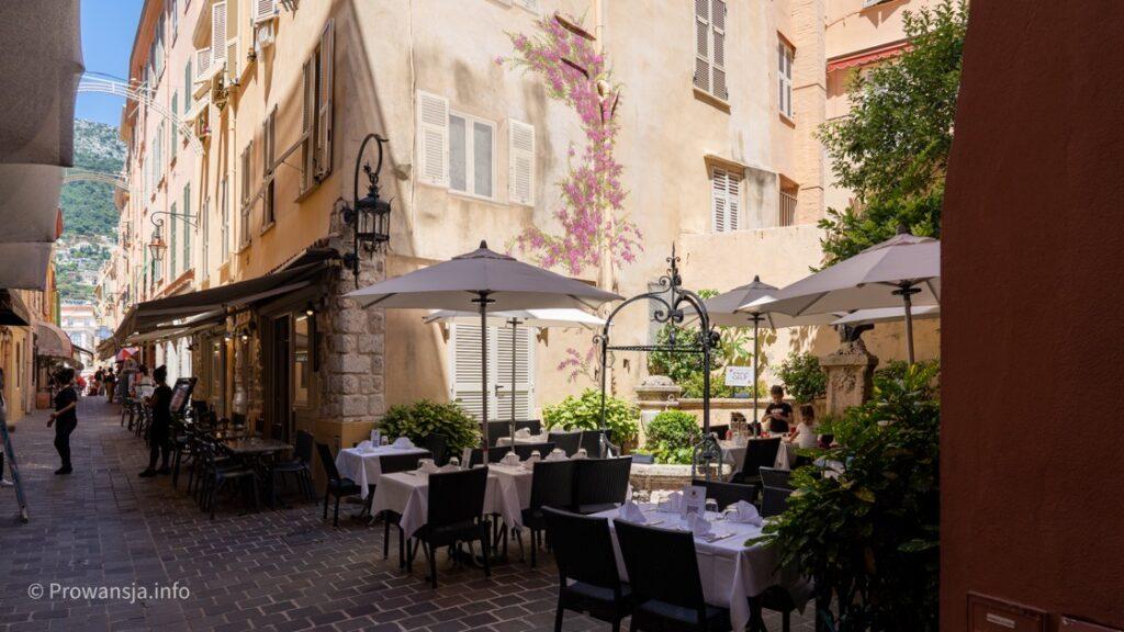 Stare Miasto w Monako