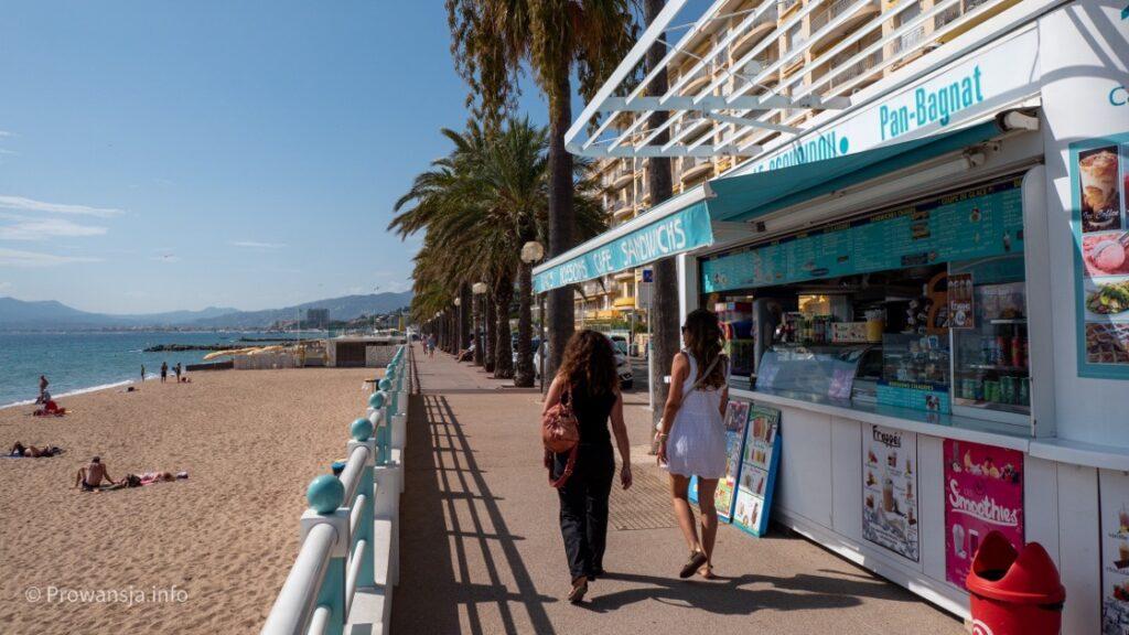 Plaża za Starym Portem