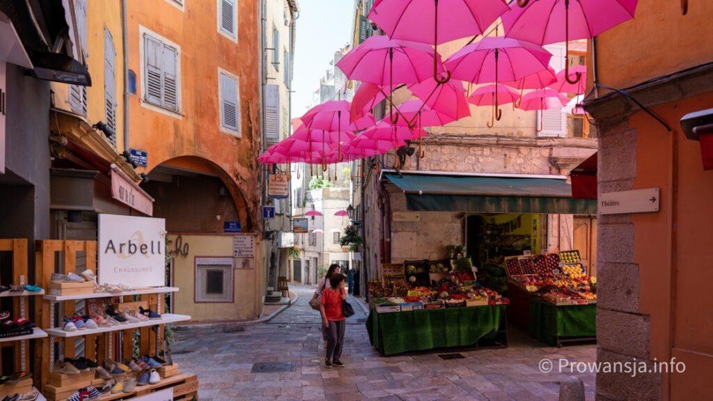 Stare Miasto w Grasse