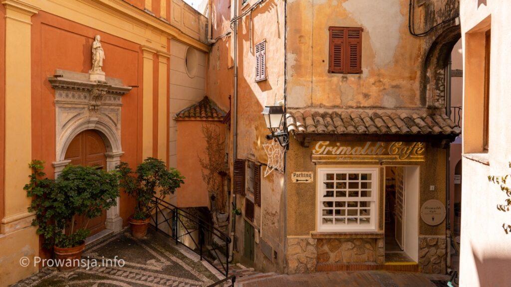 Roquebrune-Cap-Martin - średniowieczne miasteczko na Lazurowym Wybrzeżu