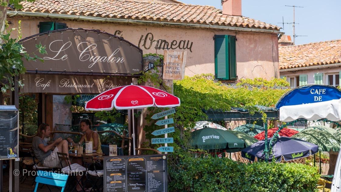 Miasteczka blisko Saint-Tropez